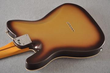 Fender American Ultra Telecaster Electric Guitar - Mocha Burst - View 4