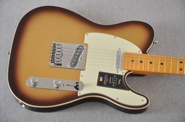 Fender American Ultra Telecaster Electric Guitar - Mocha Burst - View 5