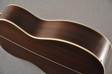 Martin Custom Style 42 OM Adirondack Sunburst #2260977 - Side