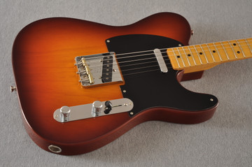 Fender Nocaster Custom Shop 51 NOS Tobacco Sunburst 7 lbs 3.5 ozs