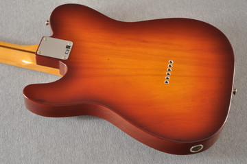 Fender Nocaster Custom Shop 51 NOS Tobacco Sunburst 7 lbs 3.5 ozs - View 6