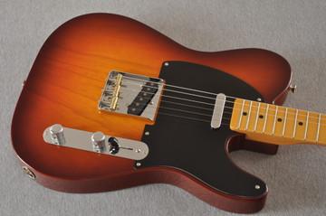 Fender Nocaster Custom Shop 51 NOS Tobacco Sunburst 7 lbs 3.5 ozs - View 8