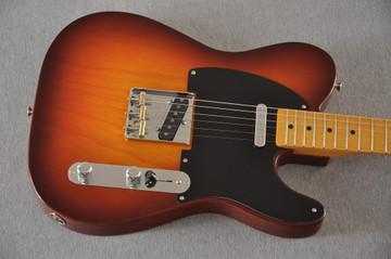 Fender Nocaster Custom Shop 51 NOS Tobacco Sunburst 7 lbs 3.5 ozs - View 11