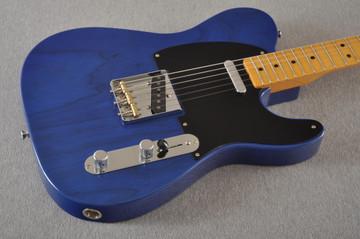 Fender Nocaster Custom Shop 51 NOS - Cobalt Blue - 6 lbs 13.9 ozs
