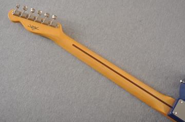 Fender Nocaster Custom Shop 51 NOS - Cobalt Blue - 6 lbs 13.9 ozs - View 9