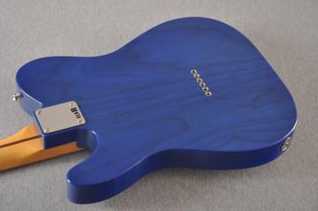 Fender Nocaster Custom Shop 51 NOS - Cobalt Blue - 6 lbs 13.9 ozs - View 10