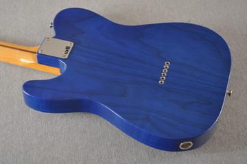 Fender Nocaster Custom Shop 51 NOS - Cobalt Blue - 6 lbs 13.9 ozs - View 8
