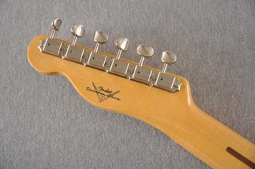 Fender Nocaster Custom Shop 51 NOS - Cobalt Blue - 6 lbs 13.9 ozs - View 4