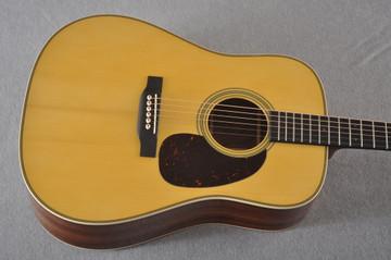Martin Custom HD Style 28 Adi Wild East Indian Rosewood #2305135 - Top