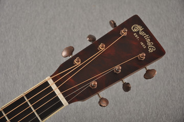 Martin CEO-9 Curly Mango 00 14 Fret Slope Shoulder #2267911 - Headstock