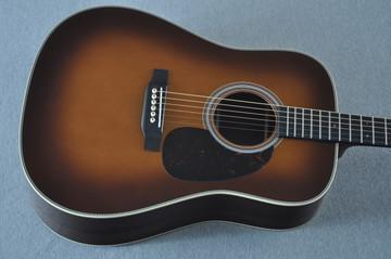 Martin HD-28 Ambertone Acoustic Guitar #2251550 - Top