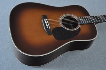 Martin HD-28 Ambertone Acoustic Guitar #2251550 - Beauty