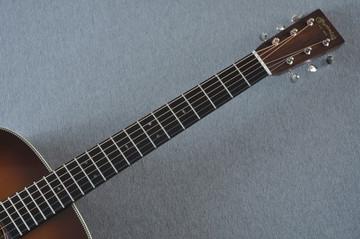 Martin HD-28 Ambertone Acoustic Guitar #2251550 - Neck