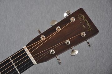 Martin HD-28 Ambertone Acoustic Guitar #2251550 - Headstock