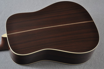 Martin HD-28 Ambertone Acoustic Guitar #2251550 - Back Angle