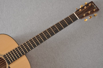 Martin D-18 Modern Deluxe Acoustic Guitar #2272458 - Neck