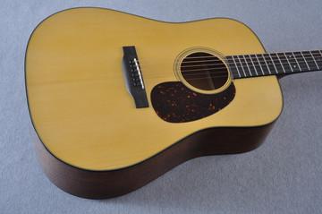 Martin Custom Shop D-18 Adirondack Spruce Acoustic Guitar #2164203 - Beauty