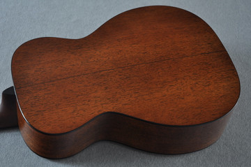 Martin Custom Shop 0-18 Adirondack Spruce Acoustic Guitar #2166924 - Back Angle