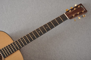 Martin D-18 Modern Deluxe Acoustic Guitar #2255383 - Neck