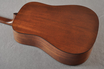 Martin D-18 Modern Deluxe Acoustic Guitar #2255383 - Back Angle