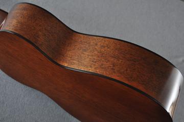 Martin Custom Shop 0-18 Adirondack Spruce Ambertone Acoustic Guitar #2166928 - Side
