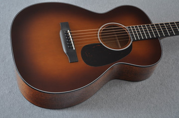 Martin Custom Shop 0-18 Adirondack Spruce Ambertone Acoustic Guitar #2166928 - Beauty