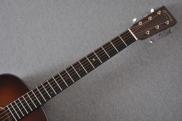 Martin Custom Shop 0-18 Adirondack Spruce Ambertone Acoustic Guitar #2166928 - Neck