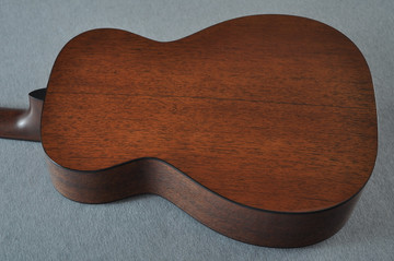 Martin Custom Shop 0-18 Adirondack Spruce Ambertone Acoustic Guitar #2166928 - Back