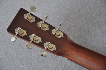 Martin Custom Shop 0-18 Adirondack Spruce Acoustic Guitar #2164197 - Back Headstock