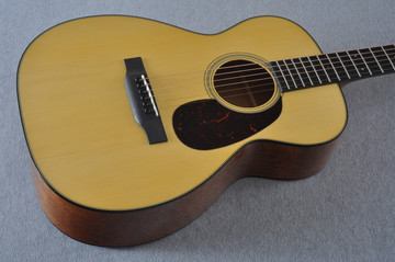 Martin Custom Shop 0-18 Adirondack Spruce Acoustic Guitar #2164198 - Beauty
