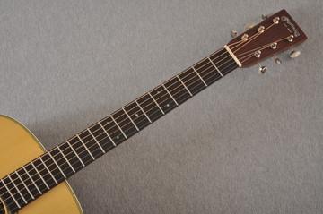 Martin Custom 28 NAMM Adirondack Guatemalan Dread GE #2291268 - Neck