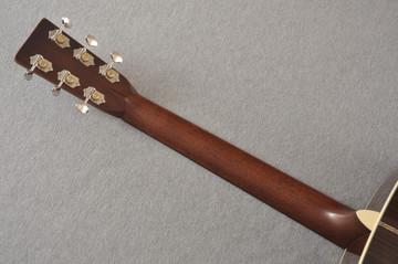 Martin D-28 Ambertone Standard Dreadnaught Guitar #2255666 - Back Neck