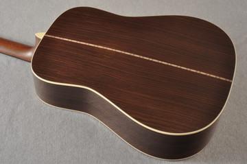 Martin D-28 Ambertone Standard Dreadnaught Guitar #2255666 - Back Angle