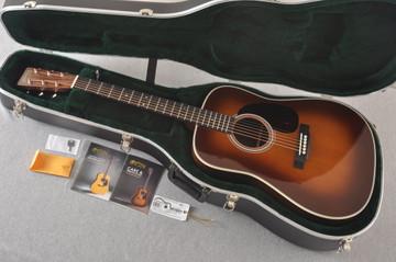 Martin D-28 Ambertone Standard Dreadnaught Guitar #2255666 - Case
