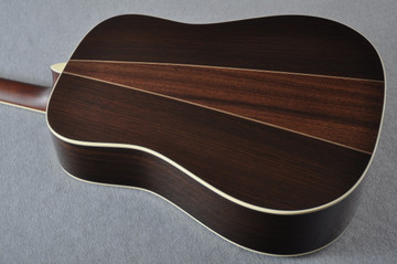 Martin D-35 (2018) 1935 Sunburst Standard Acoustic Guitar #2171323 - Back Angle