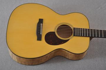 Martin Custom OM Style 18 Adirondack Tamo Ash #2305145 - Top