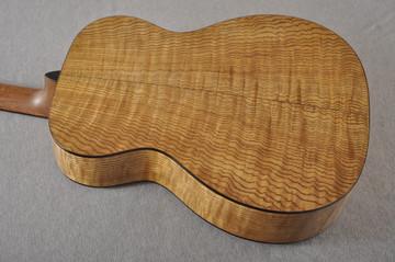 Martin Custom OM Style 18 Adirondack Tamo Ash #2305145 - Back Angle