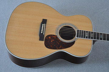 2012 Martin J-40 Jumbo Acoustic Guitar #1607074 - Top