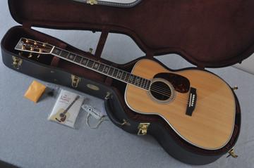 2012 Martin J-40 Jumbo Acoustic Guitar #1607074 - Case