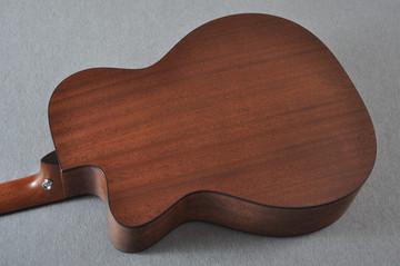 Martin Custom Shop OMCPA4 Adirondack Ambertone #2193581 - Back Angle