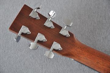 Martin Custom Shop OMCPA4 Adirondack Ambertone #2193581 - Back Headstock