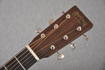 Martin Custom 00 Style 18 Adirondack Spruce Sunburst Acoustic #2260974 - Headstock