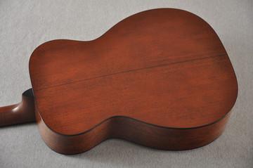 Martin Custom 00 Style 18 Adirondack Spruce Sunburst Acoustic #2260974 - Back Angle