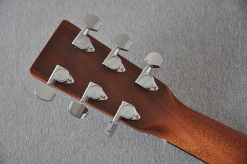 Martin Custom Shop GPCPA4 Adirondack #2193584 - Back Headstock