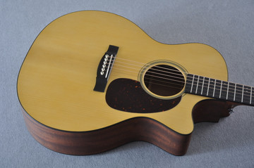 Martin Custom Shop GPCPA4 Adirondack #2193584 - Top Angle