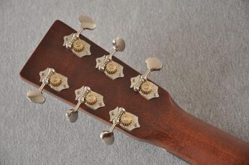 Martin 18 Style Custom Dreadnought Guitar Adirondack #2276231 - Back Headstock
