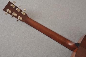 Martin 18 Style Custom Dreadnought Guitar Adirondack #2276231 - Back Neck