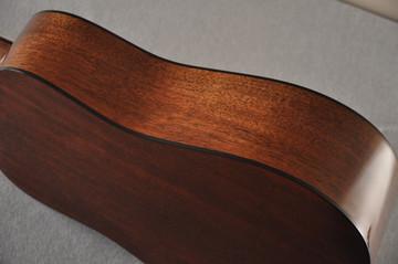 Martin 18 Style Custom Dreadnought Guitar Adirondack #2276231 - Side