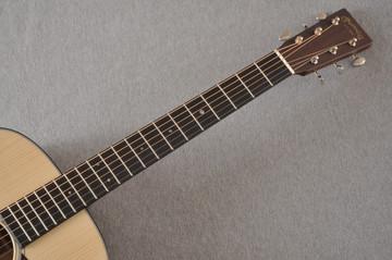 Martin 18 Style Custom Dreadnought Guitar Adirondack #2276231 - Neck