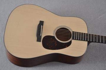 Martin 18 Style Custom Dreadnought Guitar Adirondack #2276231 - Top
